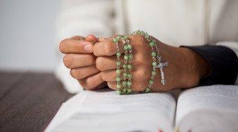 Coin prière