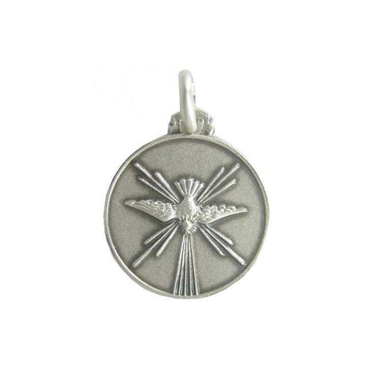 Médaille Saint Esprit - argent