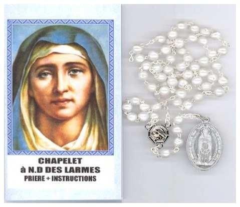 Chapelet à Notre Dame des Larmes