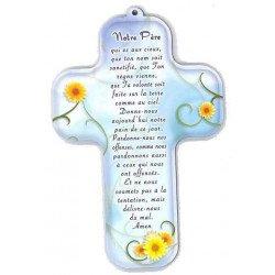 Croix enfantine - 'Notre Père'