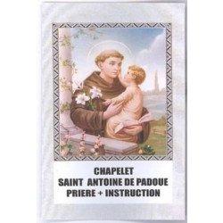 Chapelet de Saint Antoine
