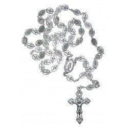 Chapelet Vierge Miraculeuse en métal
