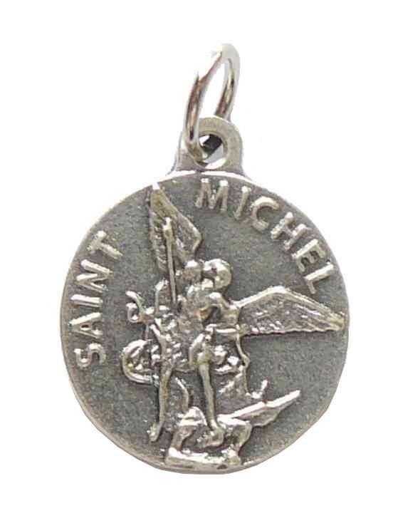 Médaille Saint Michel - 12 mm