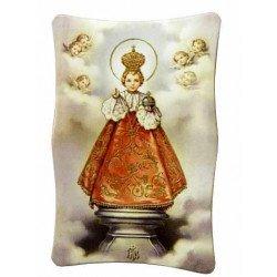 Cadre de l'Enfant Jésus de Prague