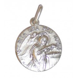 Medaille Sainte Rita - 18 mm