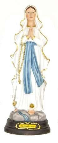 Statue Notre Dame de Lourdes