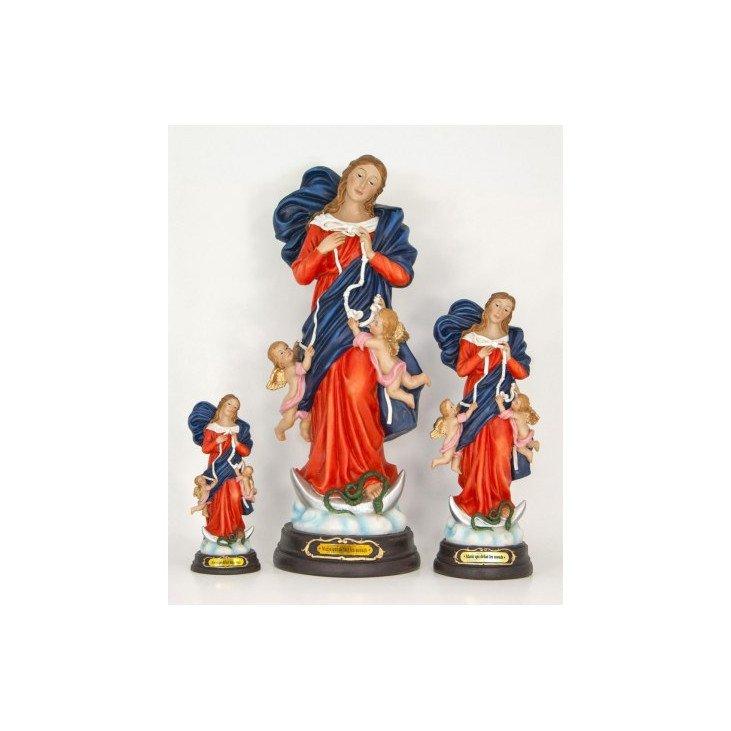 Statue de Marie qui défait les nœuds