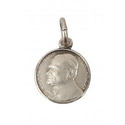 Médaille Saint Jean Paul II - argent