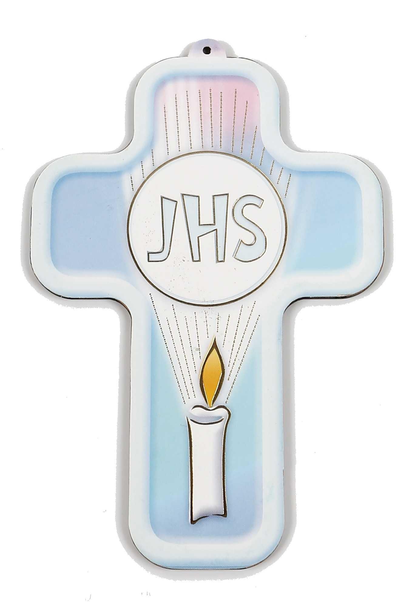 Croix enfantine - JHS