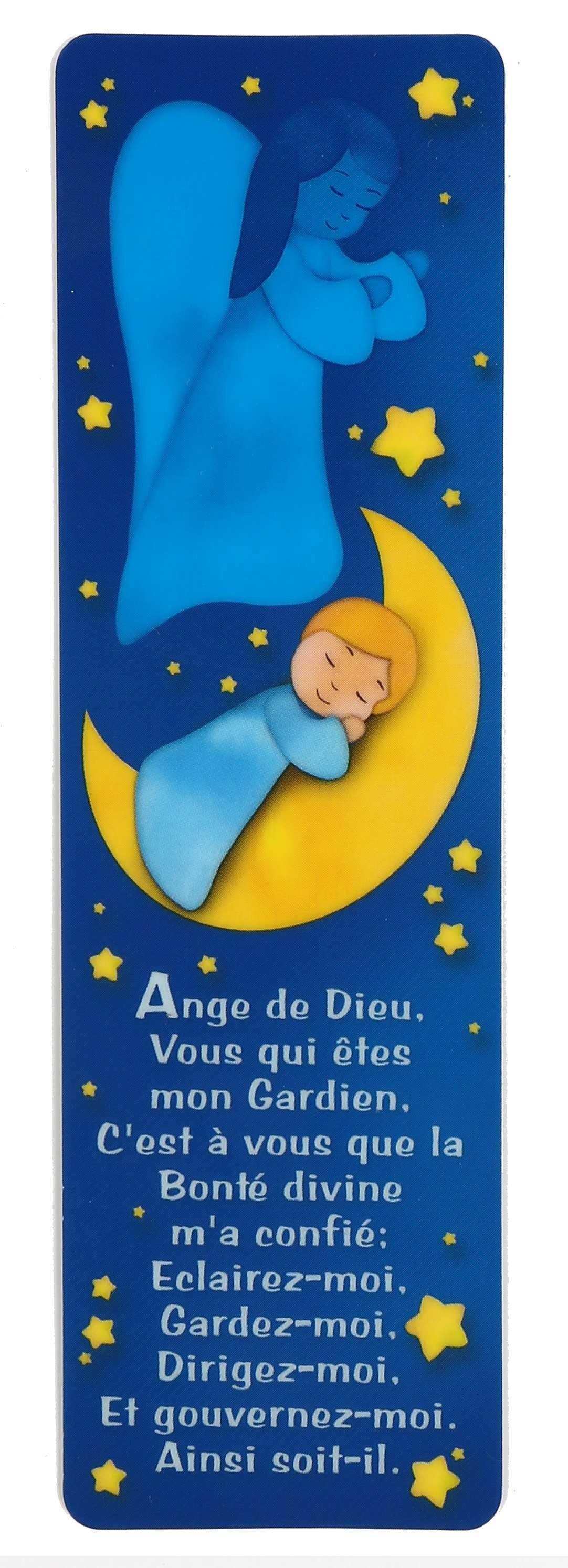 Signet pour enfant - Ange de Dieu