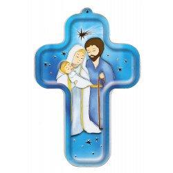 Croix enfantine - Sainte Famille