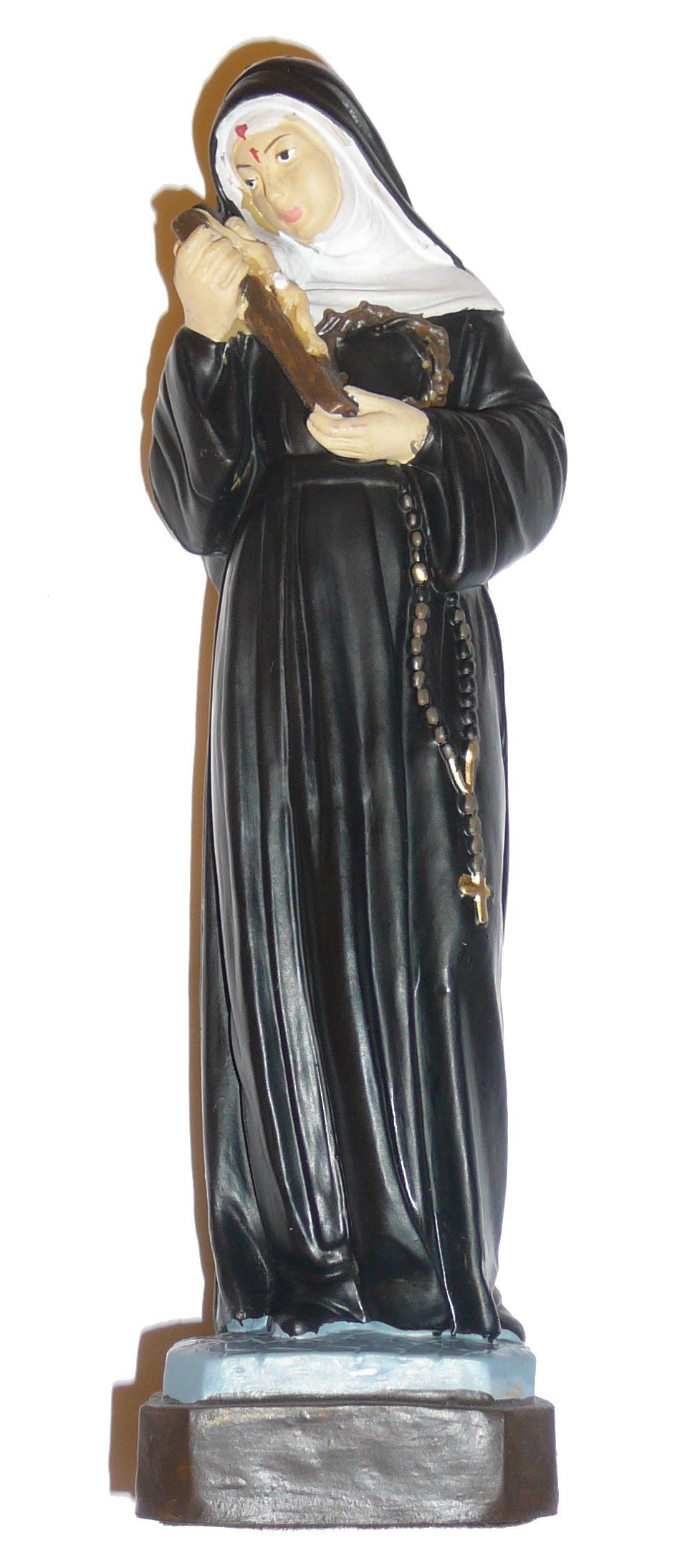 Statue de Sainte Rita - incassable
