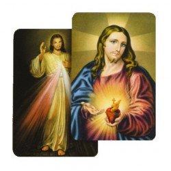 Image bi-dimension du Christ