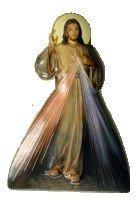 Magnet - Jésus Miséricordieux