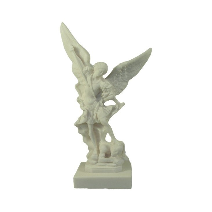 Statue Saint Michel de 22 cm