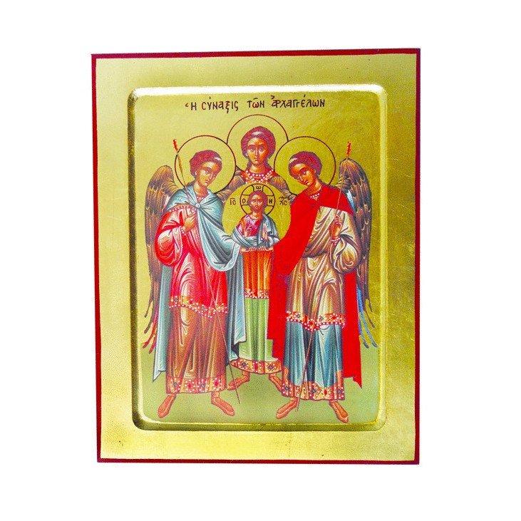 Icône des 3 Archanges