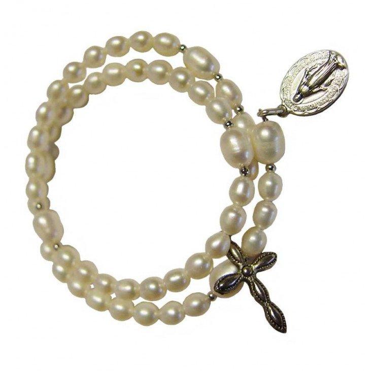 Bracelet dizainier - Perles d'eau douce