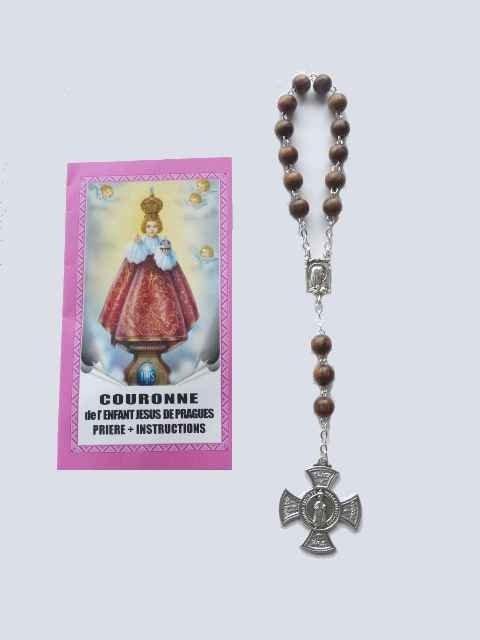 Couronne Enfant Jésus Prague