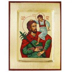 Icône saint Christophe