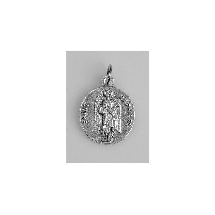 Médaille Saint Raphaël - 18 mm