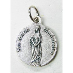 Médaille Sainte Marie Madeleine - 18 mm