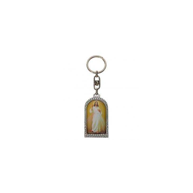 Porte-clé Christ Miséricordieux