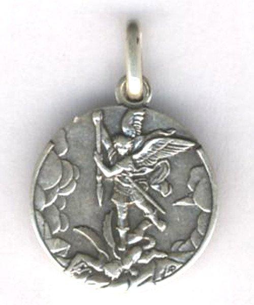 Médaille Saint Michel - 18 mm