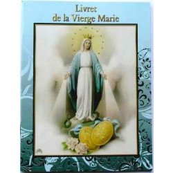 Livret Prière Neuvaine à la Vierge Marie