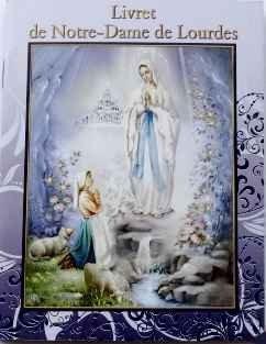 Livret Prière Neuvaine à Notre Dame de Lourdes