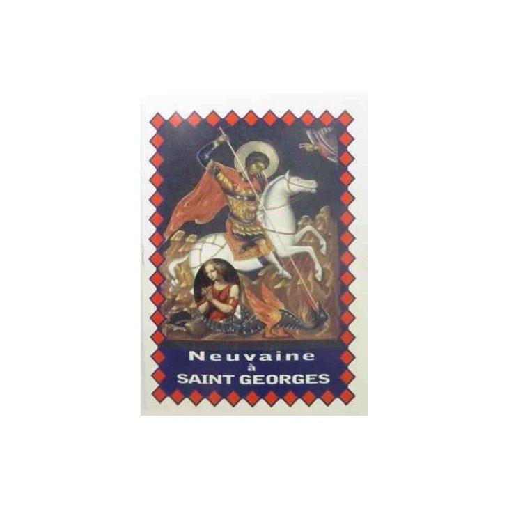 Livret neuvaine à Saint Georges