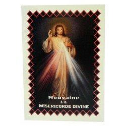 Livret neuvaine de la Divine Miséricorde