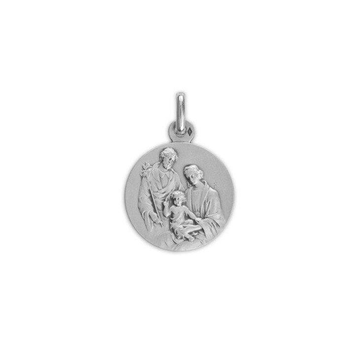Médaille Sainte Famille - argent