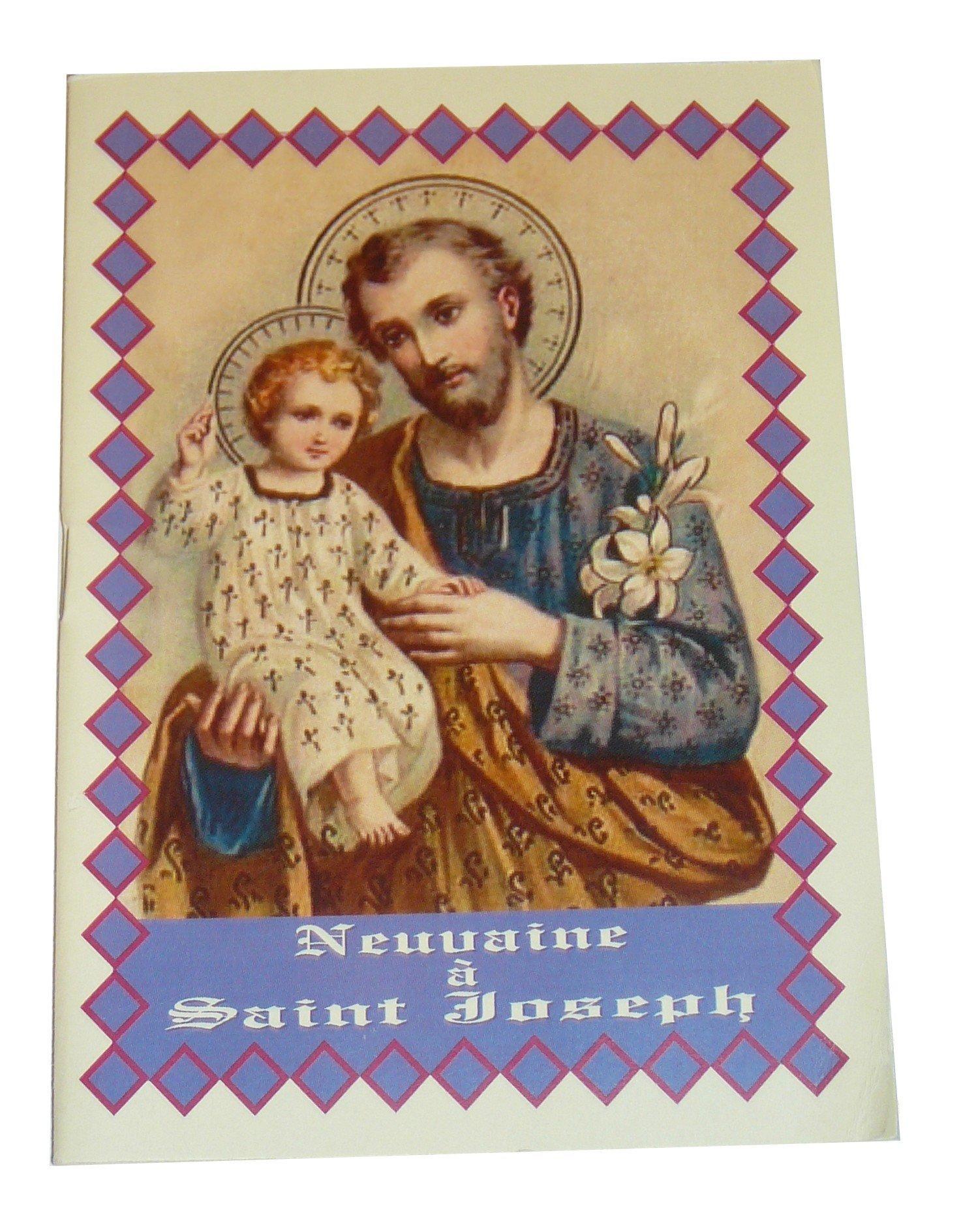 Livret neuvaine à Saint Joseph