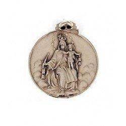 Médaille Notre Dame du Carmel - argent