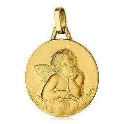 Médaille de l'Ange - or 18 carats