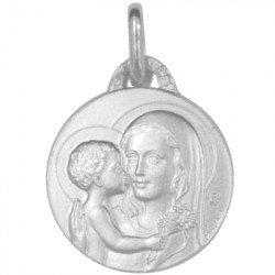 Médaille de la Vierge de Tendresse - argent