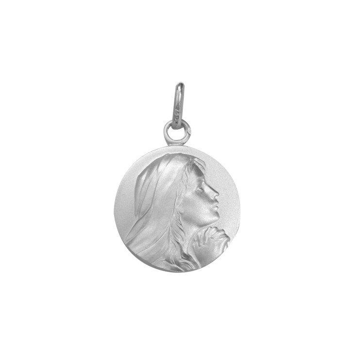 Médaille de la Vierge Suppliante - argent