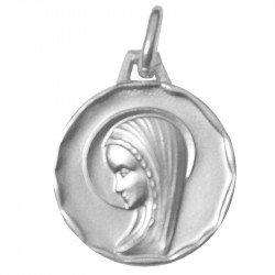 Médaille de la Vierge - argent