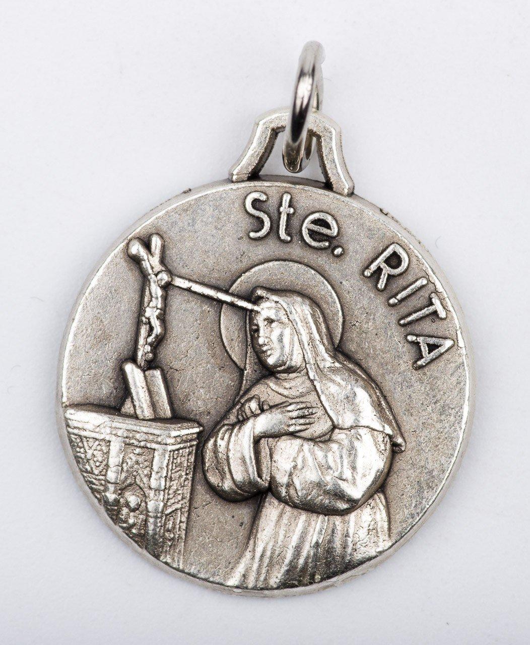 Médaille Sainte Rita - 18 mm