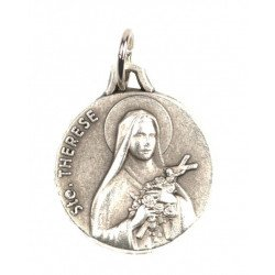 Médaille Sainte Thérèse - 18 mm