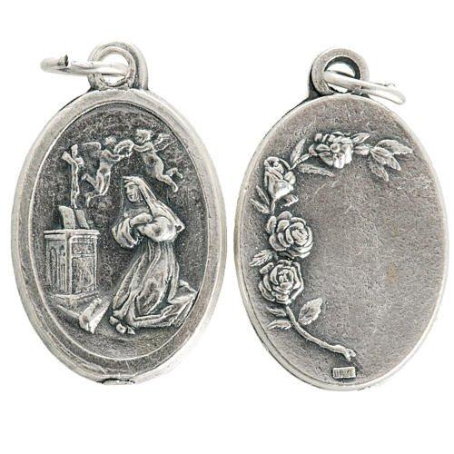 Médaille Sainte Rita - 20 mm