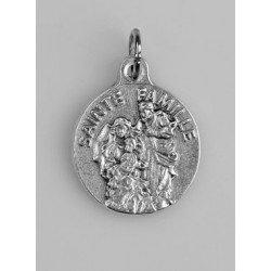 Médaille Sainte Famille - 18 mm