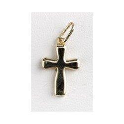 Croix - plaqué or