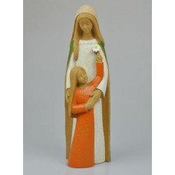 Statue Yves le Pape - Sainte Anne