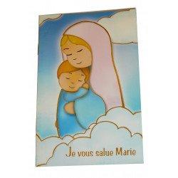"""Livret de prière - """"Je vous salue Marie"""""""
