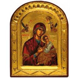 Icône Sculptée de Notre-Dame de Perpétuel Secours