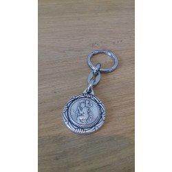 Porte-clés Saint Christophe