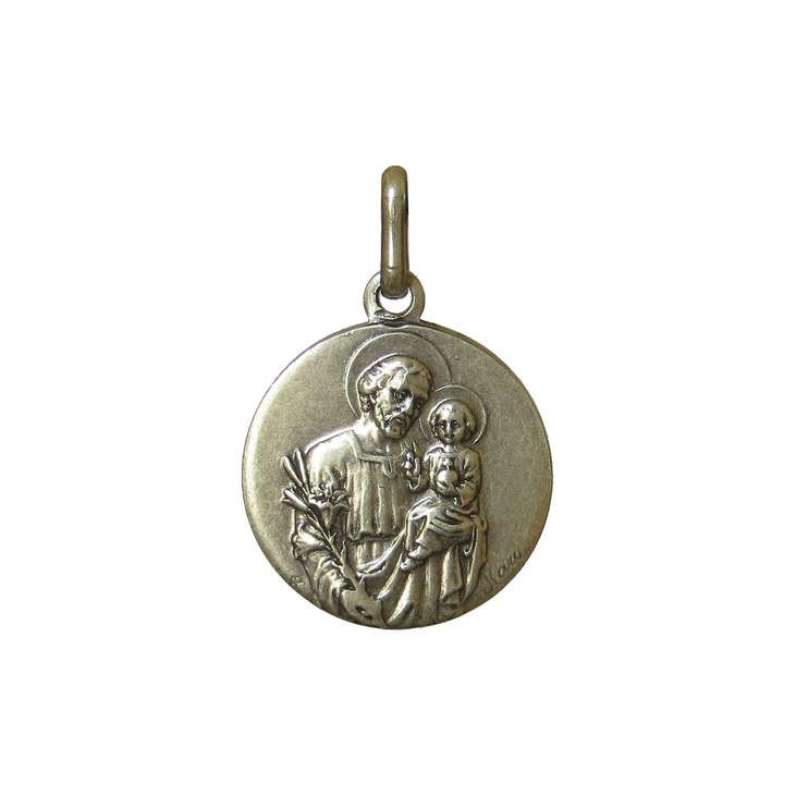 Médaille saint Joseph - 18 mm