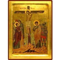 Icône Creuse de la Crucifixion