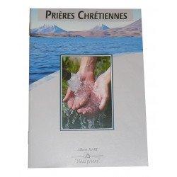Livret de prières chrétiennes